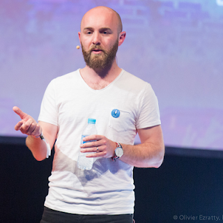 Cyrille Chaudoit by Olivier Ezratty (web2day 2016)