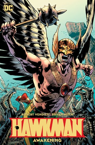 Hawkman Vol. 1 is out!