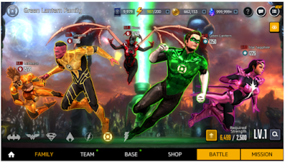 DC: Unchained Apk Mod Unlimited