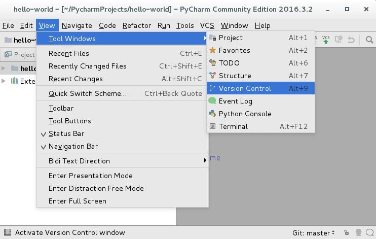 Stream of Consciousness: Python / Linux / VMware 5: Git-it