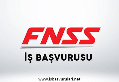 FNSS iş başvurusu