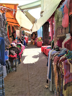 marokański bazar