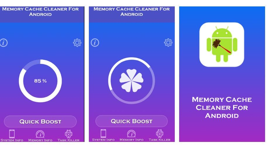Memory Cash Cleaner