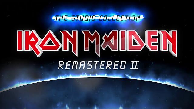 Assista trailer do novo lote de relançamentos do Iron Maiden em digipack