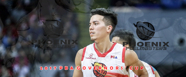 List of Leading Scorers Phoenix Fuelmasters 2017 PBA Governors' Cup