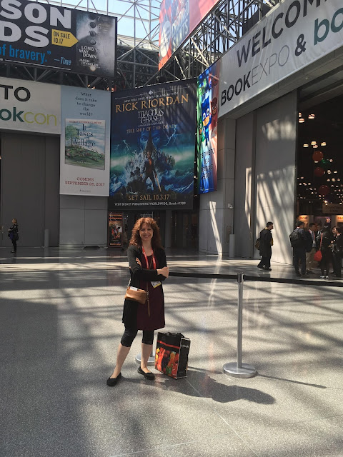 BOOK EXPO 2017: My impressions and the new changes