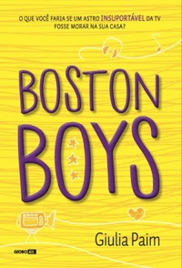 [Resenha] Boston Boys #01 - Giulia Paim