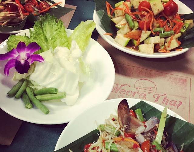 Restaurante Weera Thai Restaurant em Las Vegas