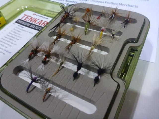 Umpqua Premium Tenkara Flies