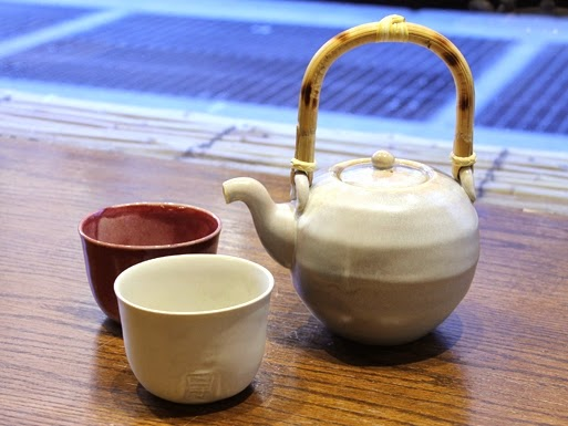 Sara Japanese Pottery: Uko Morita