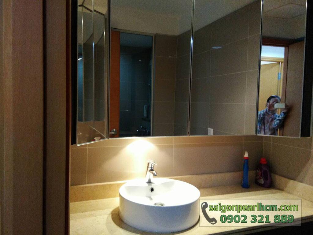 Bán hoặc cho thuê căn hộ Saigon Pearl 2018 | Ruby 2 - phòng vệ sinh