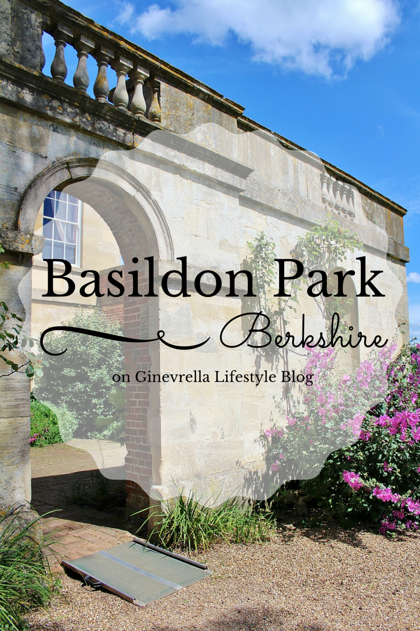 Basildon Park Berkshire on Ginevrella Lifestyle Blog