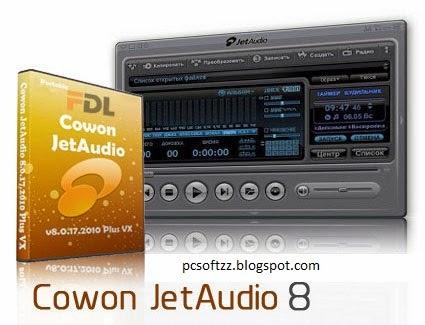 Download jet audio software multimedia player cowon jetaudio 8. 1.