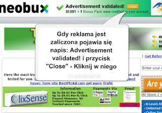 NeoBux - Advertisement