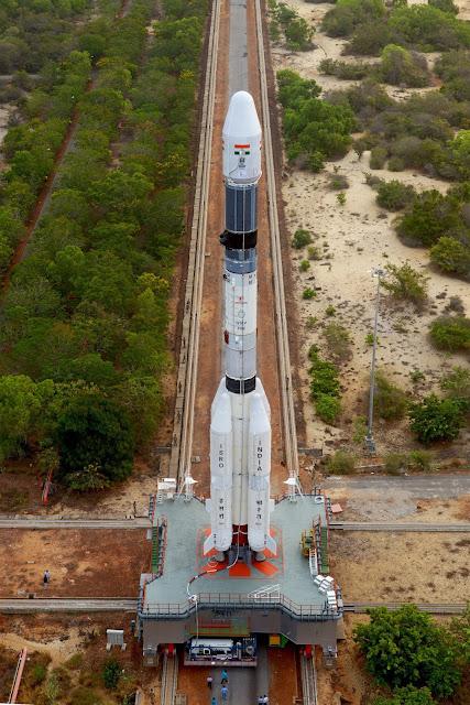 ISRO GSLV Launch