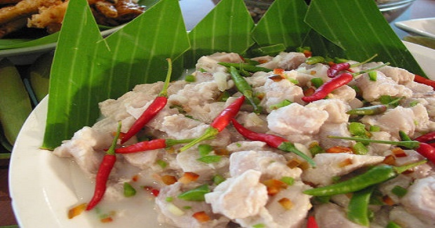 Fish Salad Or Kinilaw Recipe
