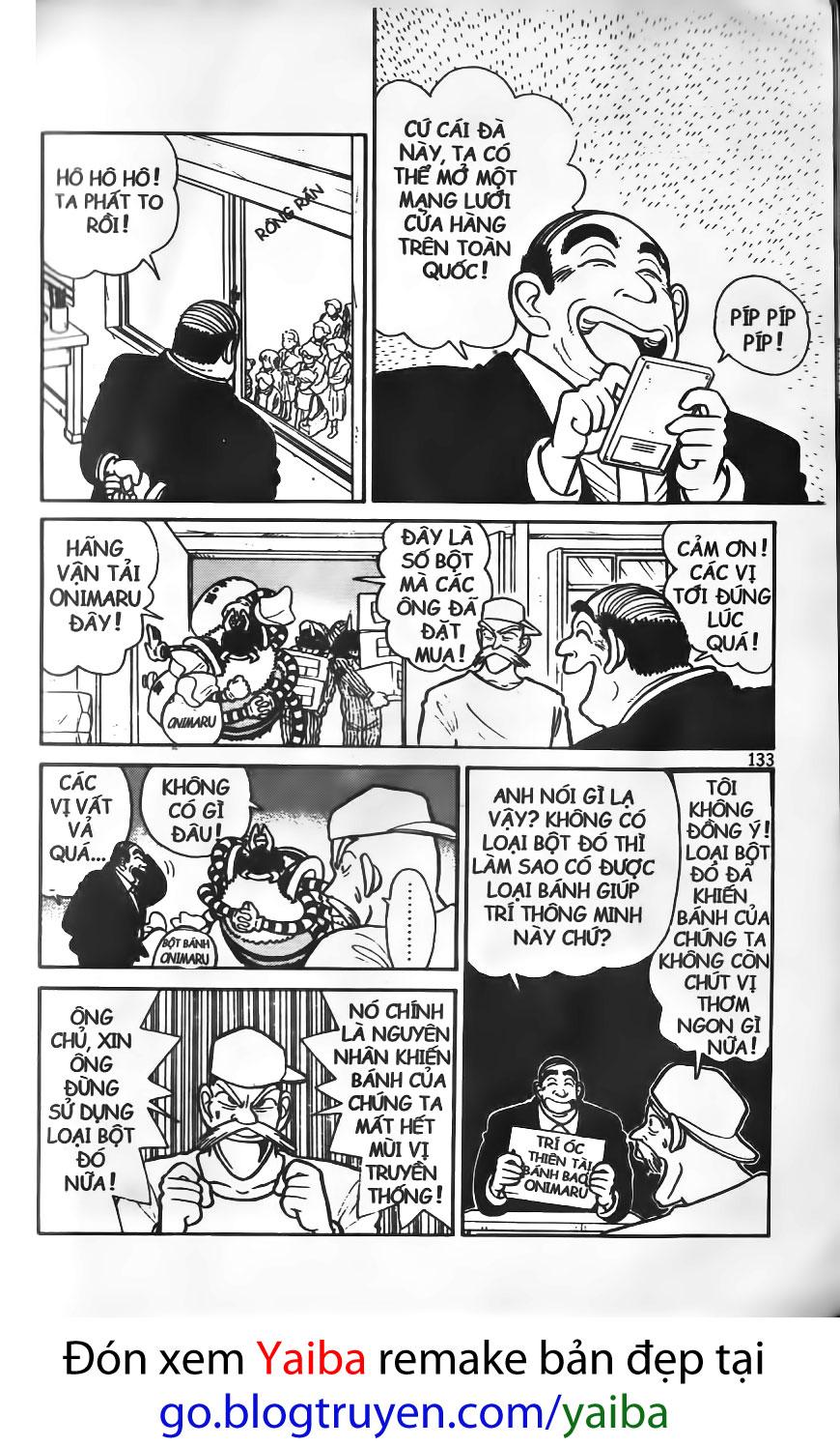 Yaiba chap 37 trang 6