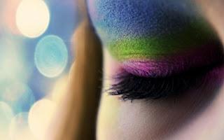 Eye Makeup Colorful High Quality