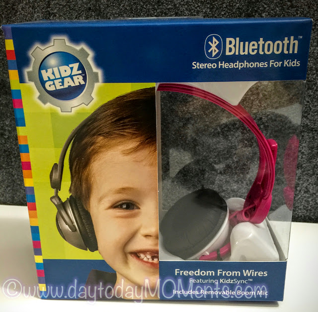 Bluetooth headphones for kids