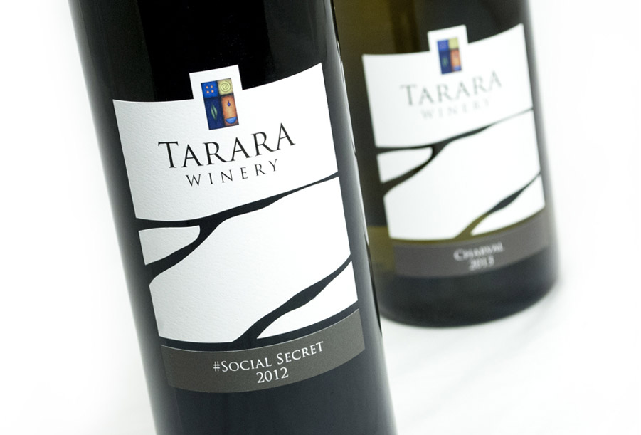 Tarara Winery Wine On Packaging Of The World Creative Package