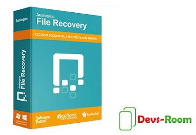 cara mengembalikan file dengan auslogics file recovery