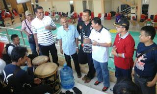 Porprov, Komisi IV DPRD Kota Padang janjikan Atlet Kemifan Padang Panjang