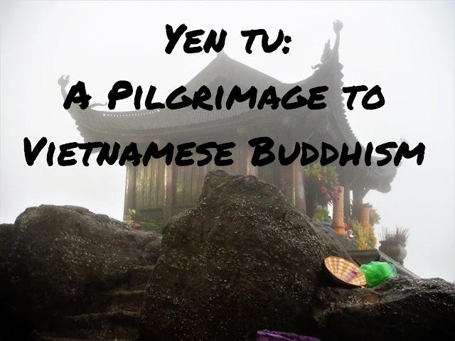 dong pagoda mists yen tu vietnam