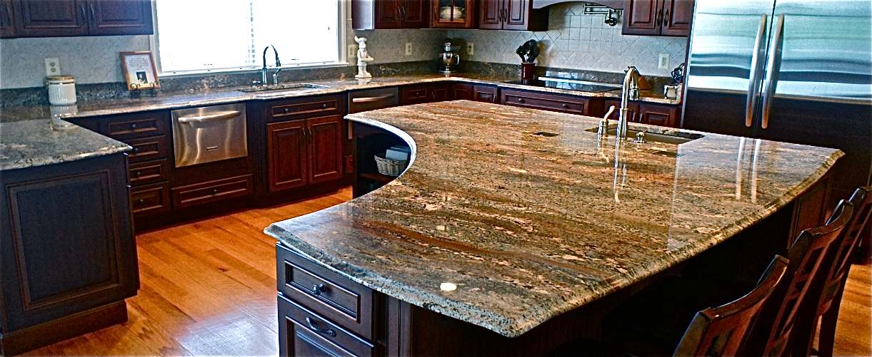 cheap granite countertops the power of the hob in the design of the kitchen