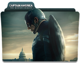 Preview of Captain America, winder soldier, folder icon