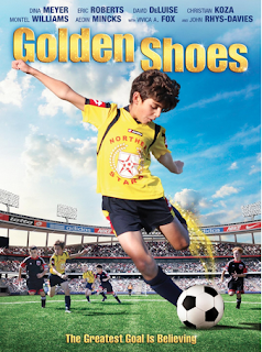 "Review of the movie, ""Golden Shoes"""