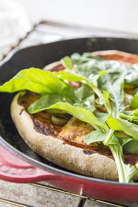 ¡Al fin! el secreto para hacer pizzas crujientes en casa
