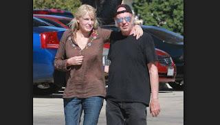 Neil Young y Daryl Hannah