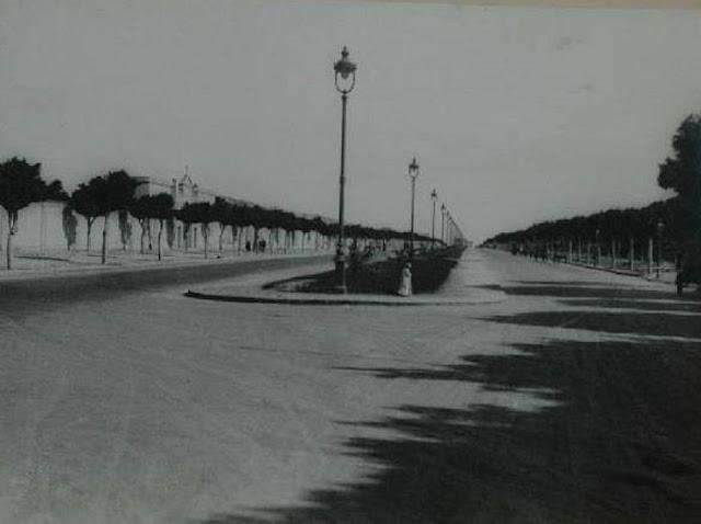 شارع ابو قير فى اواخر القرن التاسع عشر Abu Qir Street In Nineteenth Century