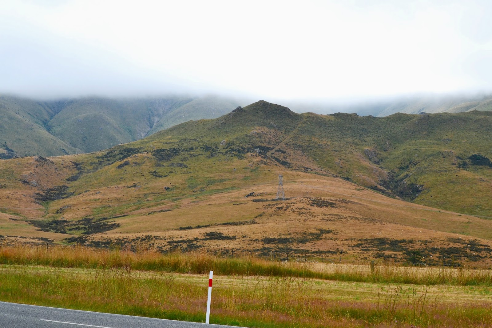 Canterbury, Christchurch to Queenstown,