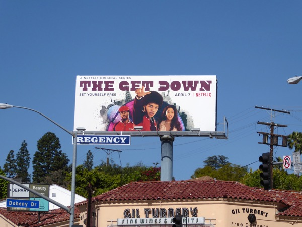Get Down Part 2 billboard