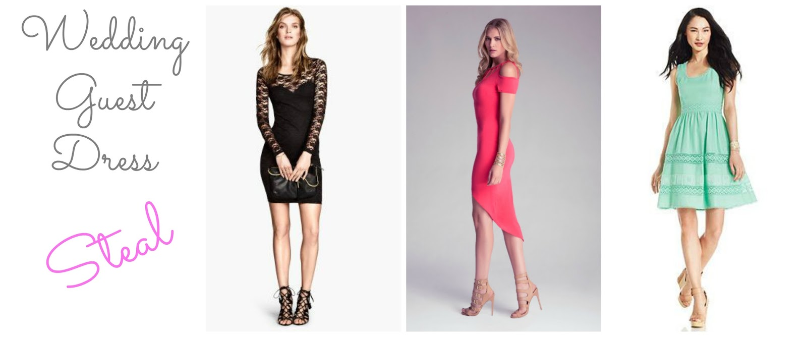 Suppose anything goes wedding guest dresses for every budget for Bebe dresses wedding guest