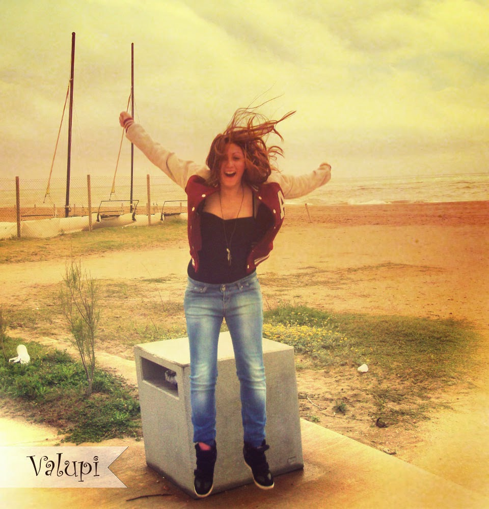 Valupi - Handmade with love  Outfit low cost  Paseando por la playa 4060efba6a9