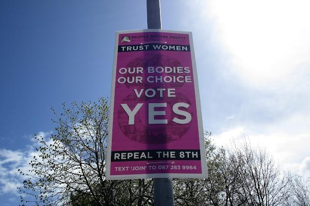 aborttiäänestys irlanti