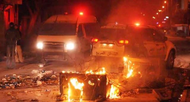 القيروان: الجيش ينزل لحماية المؤسسات العامة والأمن يطارد المنحرفين