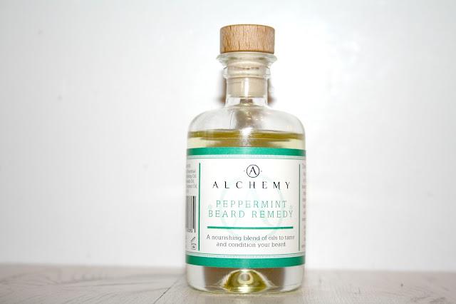 Peppermint Beard Remedy by Alchemy