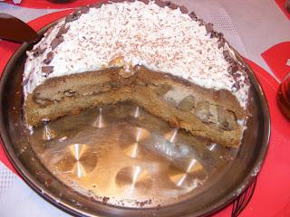 Tort de mere cu crema de zahar ars retete culinare,