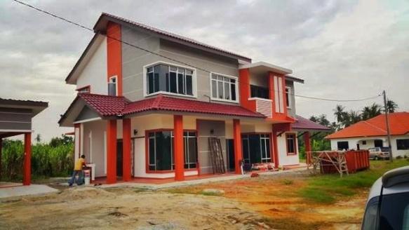 kelebihan rumah banglo 2 tingkat