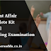 Current Affairs For KVS Exam 2018: Complete Kit