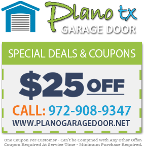 Plano Garage Door TX