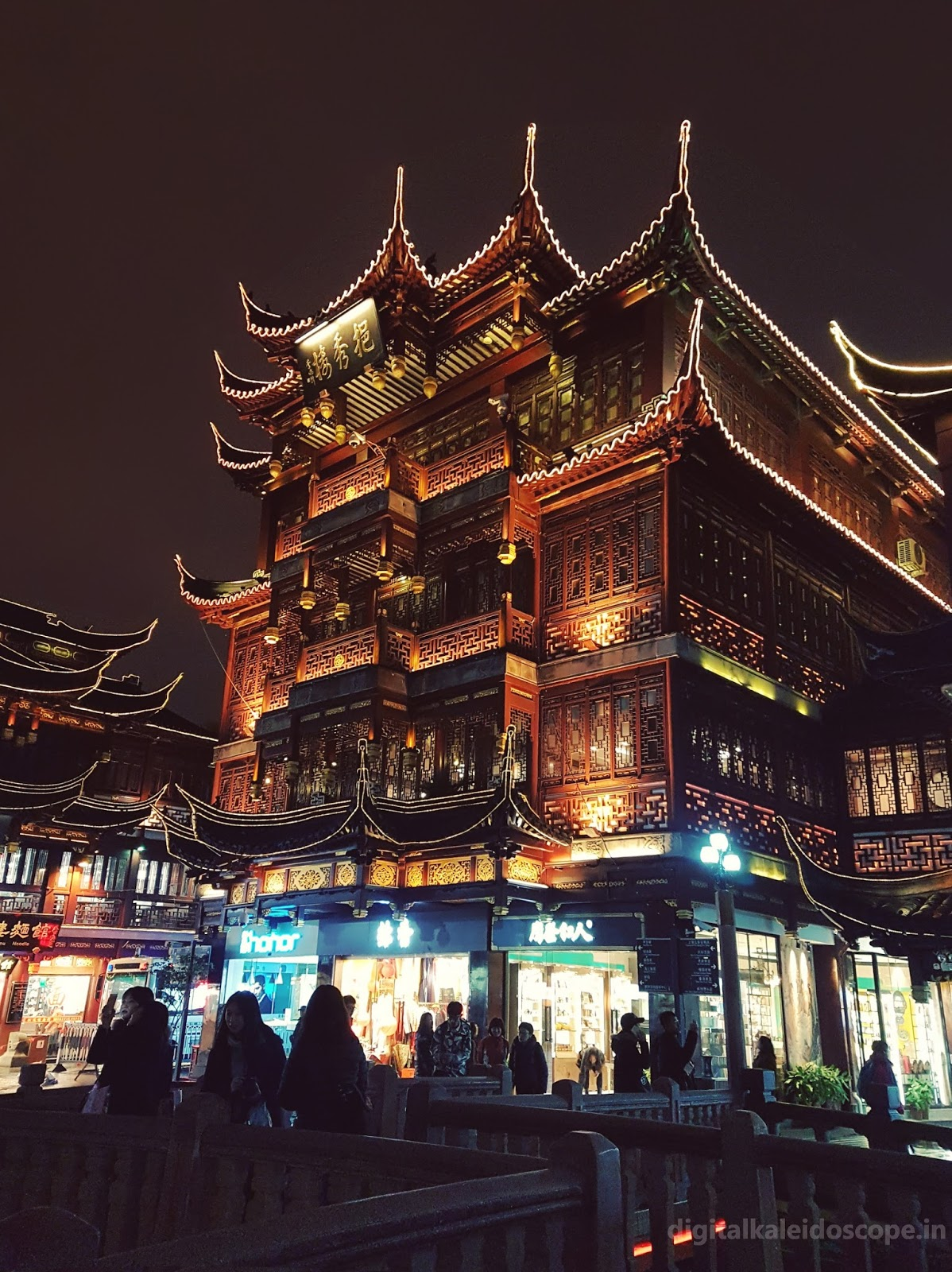Yu Garden Shangai Travel blog