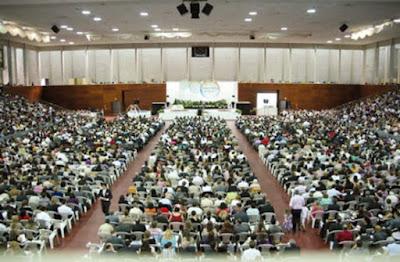 Reunión de los Testigos de Jehová