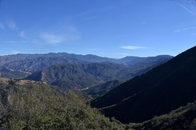 Blue Canyon overlook