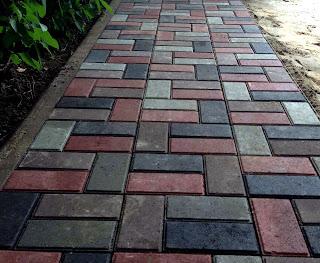 Jasa Pembuatan Paving Block, Pembuatan Paving Block, Jasa Pasang Paving Block