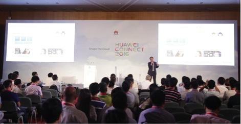 Huawei Cloud Core Network: Huawei Network Communication