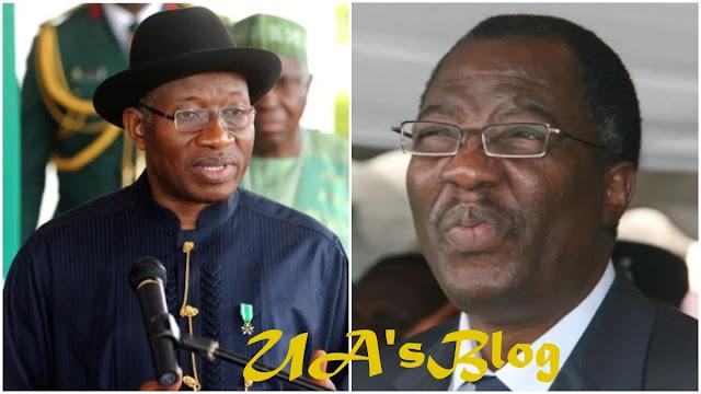 Jonathan Calls Gbenga Daniel, Begs Him Not To Leave PDP